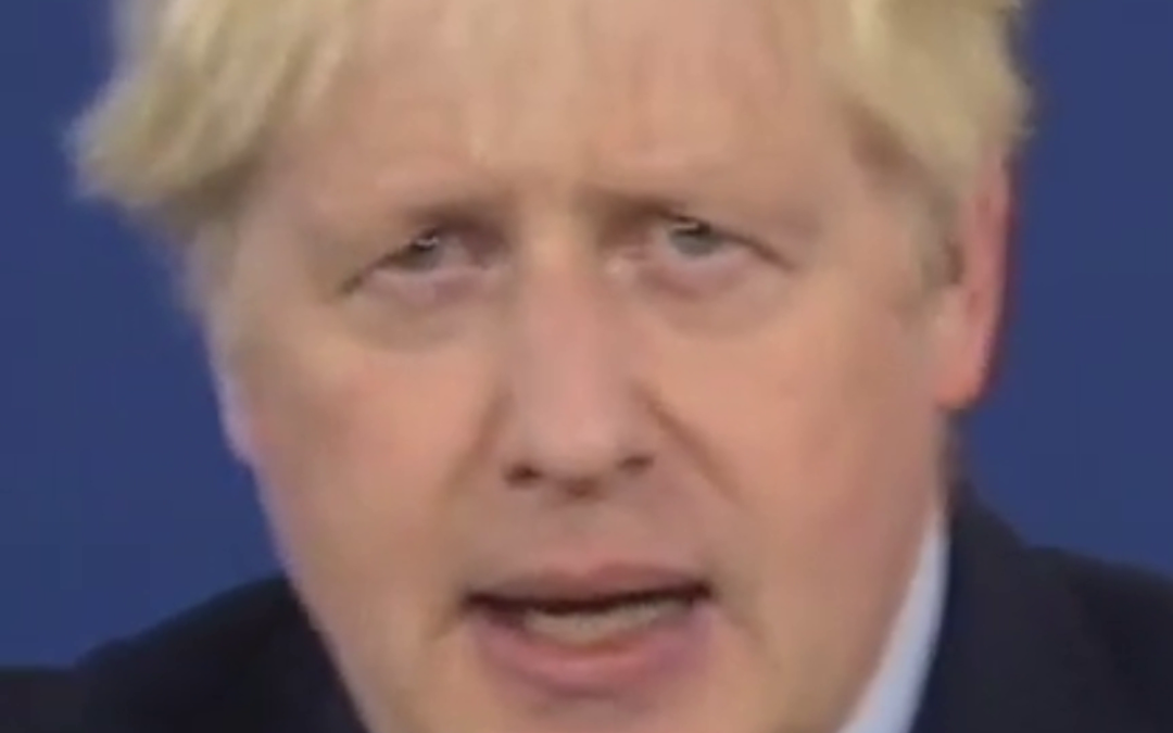Boris Johnson's wind problem